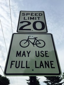 Who can walk 20 mph?