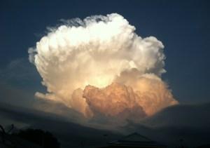 storm cloud Arcadia FL