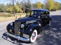 Spats' new Packard