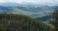 Site of Guy Sanderson's ranch in western Montana
