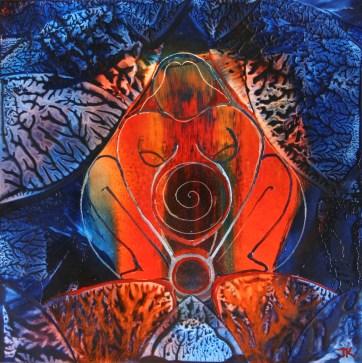 Birthing Goddess - Sold