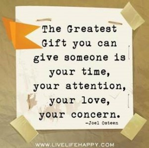 The Greatest Gift by Joel Osteen