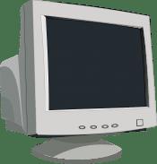 Alter Monitor