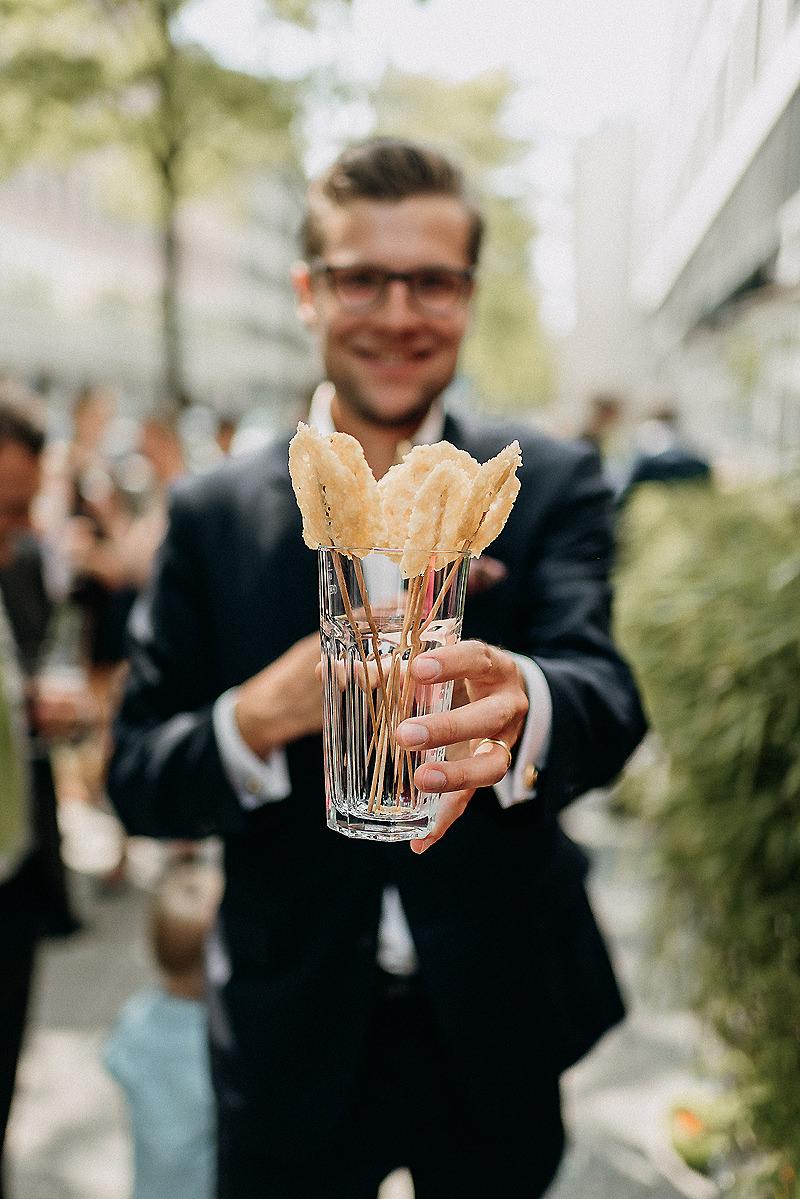 Hochzeit im Restaurant Neo Brasserie Hoiz