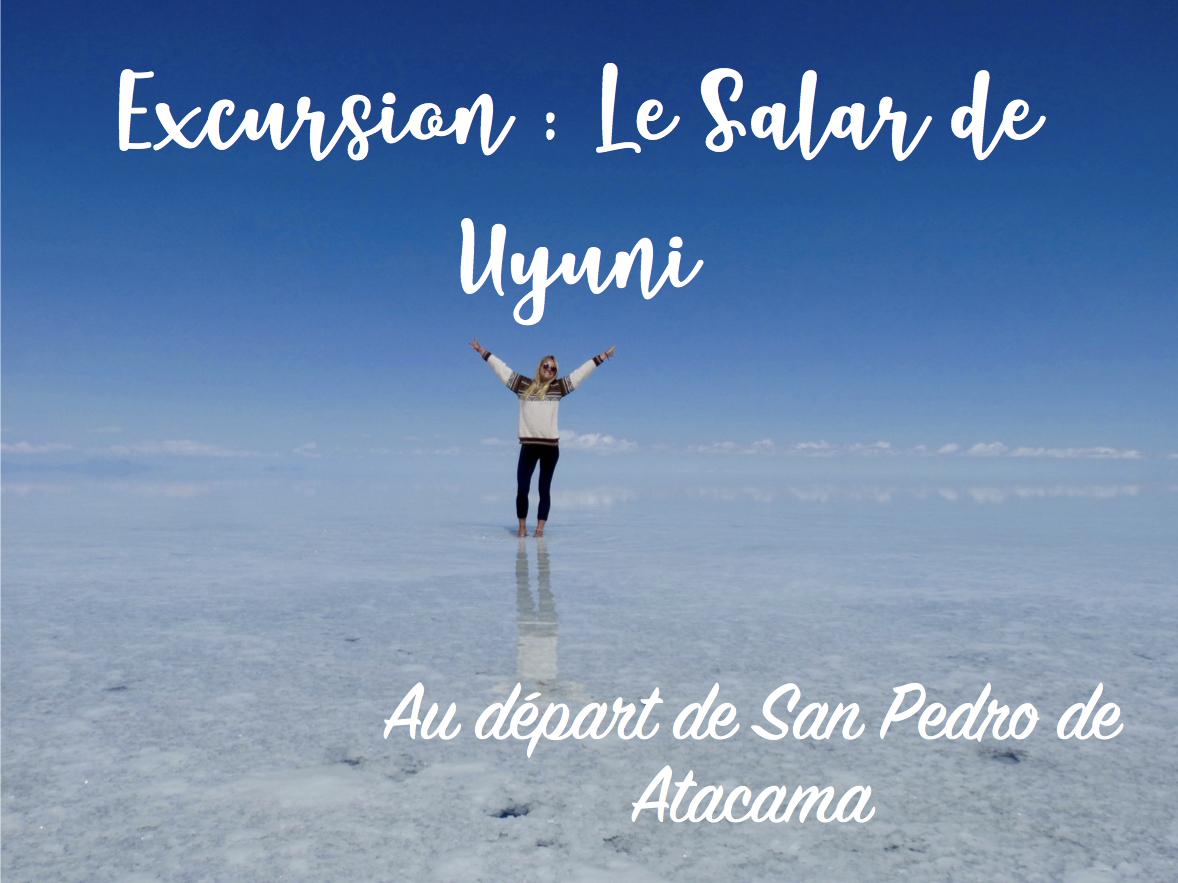Comment aller au Salar de Uyuni en partant de San Pedro de Atacama ?