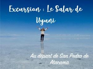 Comment aller de San Pedro de Atacama à Uyuni ?