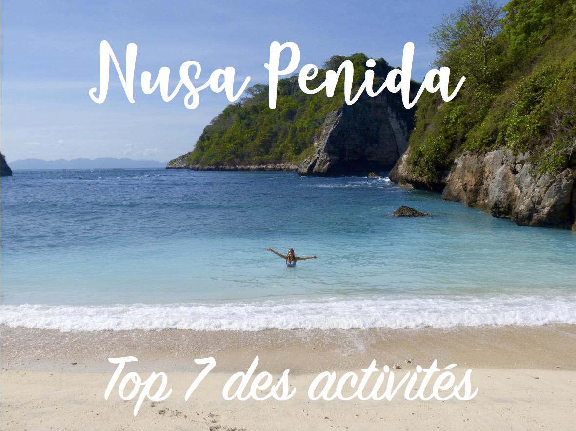 Nusa Penida : Top 7 des activités