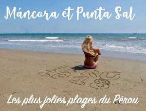 Máncora et Punta Sal : les plus jolies plages du Pérou