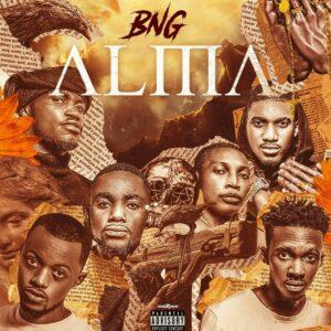 BNG - Alma (Prod. by Eddy Skill)