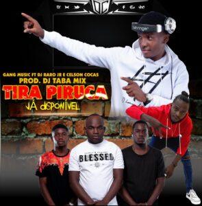 Gang Music - Tira Piruca (feat. Dj Raro Jr & Celson Cocas) [Prod. Taba Mix]
