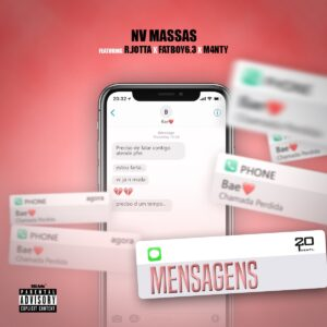 NV Massas - Mensagens (feat. R.Jotta, Fatboy6.3 & M4nty) [2021] Baixar mp3