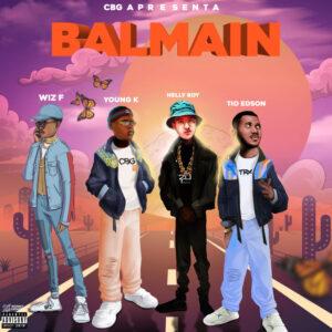 CBG - Balmain (feat. Tio Edson & Helly Boy) [2021] Baixar mp3