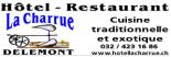 Logo Hotel La Charrue