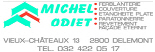 Logo Michel Odiet