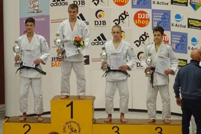 3. Platz Deutsche Meisterschaften