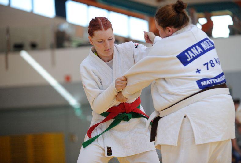 1. Platz Landeseinzelmeisterschaften Frauen