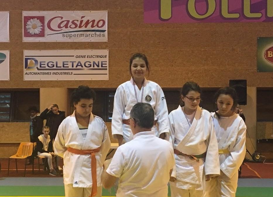 Deux sélections pour les championnats de l'Ain