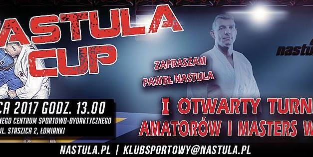 Otwarty Turniej Judo Amatorów i Masters Nastula Cup