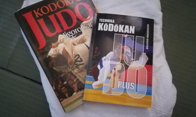 Technika Kodokan – judoko skorzystaj z tej książki