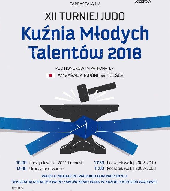Kuźnia Młodych Talentów 2018 – Józefów