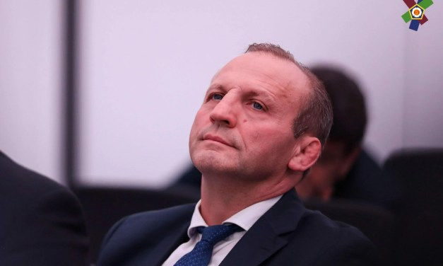 Sylwetka Wiesława Błacha na EJU