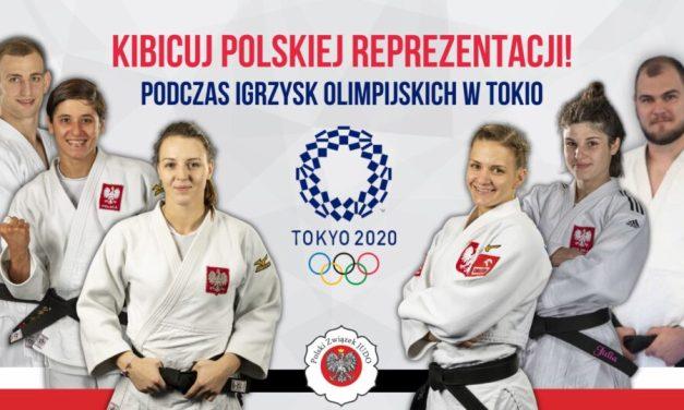 Losowanie Polaków w Tokio
