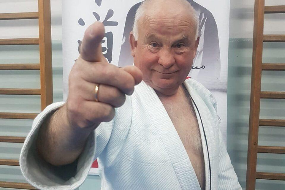 Droga Samuraja – postawmy trenera Jacka Tomczaka na nogi