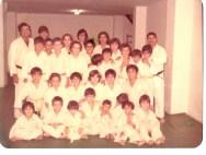 Alumnos Judo Club Andalucia