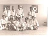 Visita de J.C. Andalucia a Escuela de Ingenieros Industriales ( arriba: Raimundo Martinez y Fernando Ocaña, abajo: Miguel A. Racionero)