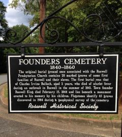 Founders' Cemetery