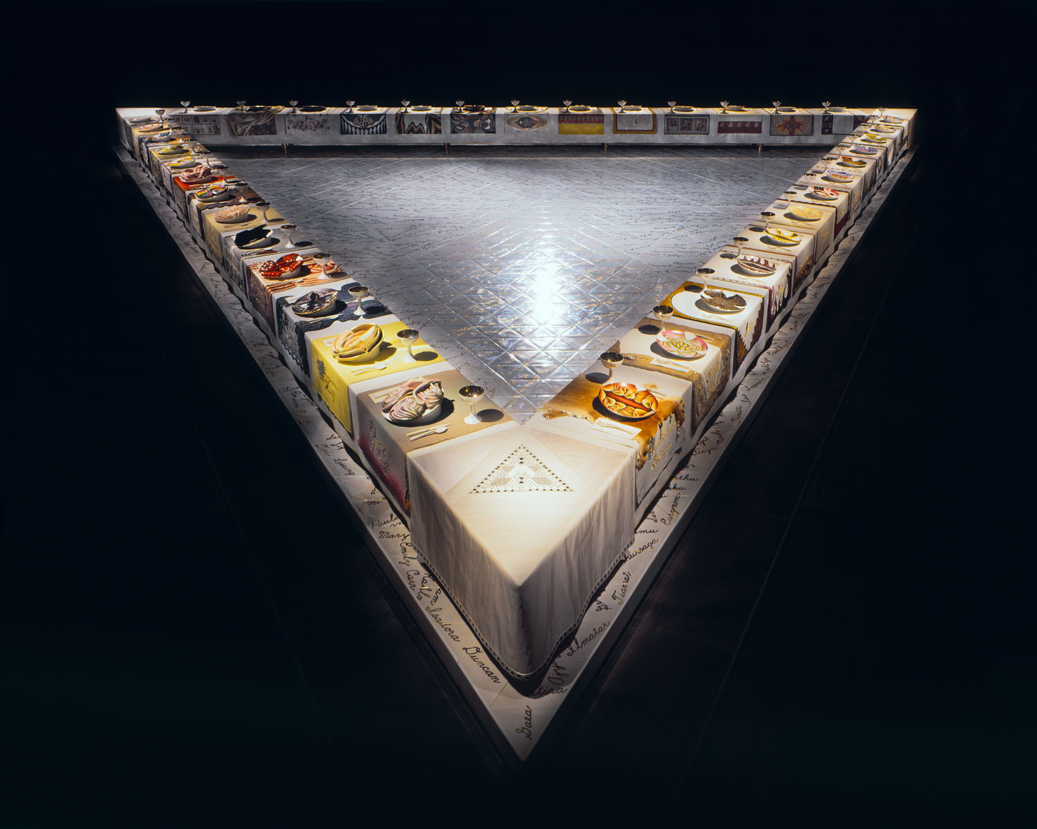 Selected Work « Judy Chicago