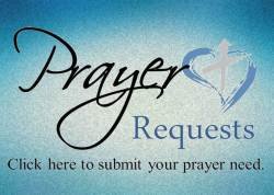 Prayer - Submit Requests