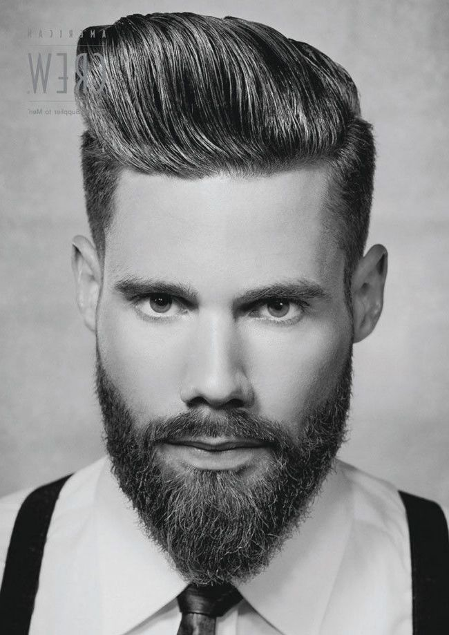 Latest Mens Hair And Beard Trends Judy De Luca