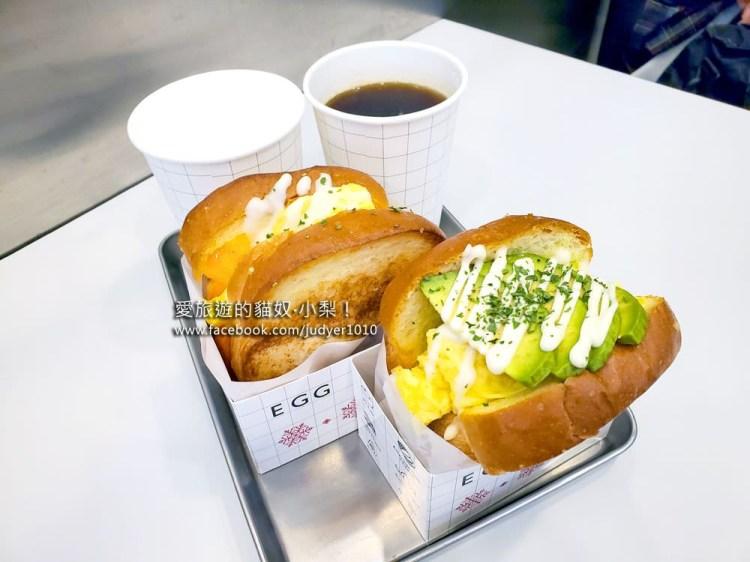 EGG DROP吐司東大門店、弘大店\好吃到爆的早餐店,每去韓國必吃!