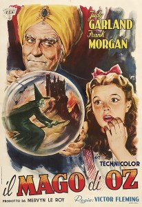 The Wizard of Oz 1946 Italian Poster