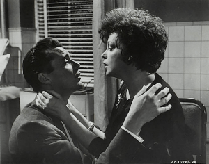 """Judy Garland & Dirk Bogarde in """"I Could Go On Singing"""""""