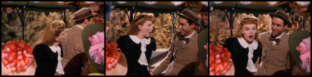 """Judy Garland sings """"The Trolley Song"""""""