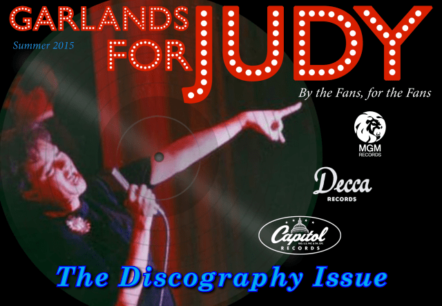 Garlands for Judy Summer 2015 Issue