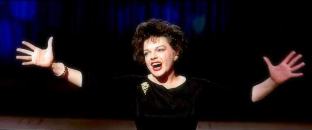 "Judy Garland in ""I Could Go On Singing"