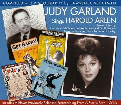 Judy Garland Sings Harold Arlen - JSP Records