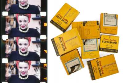 Judy Garland Home Movies