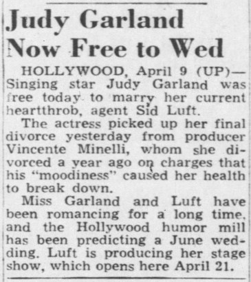 April 10, 1952 DIVORCE IS FINAL The_Honolulu_Advertiser