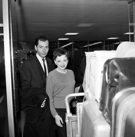 Judy and Mark Herron 1964-1