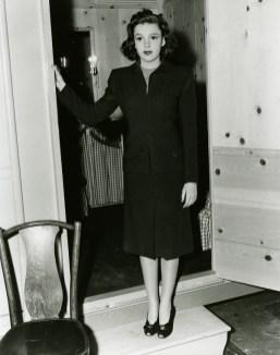 Ziegfeld Girl Dressing Room