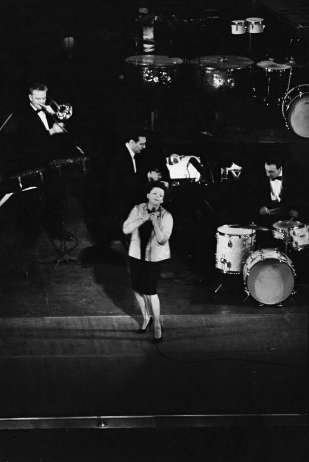 1961 Carnegie Tour