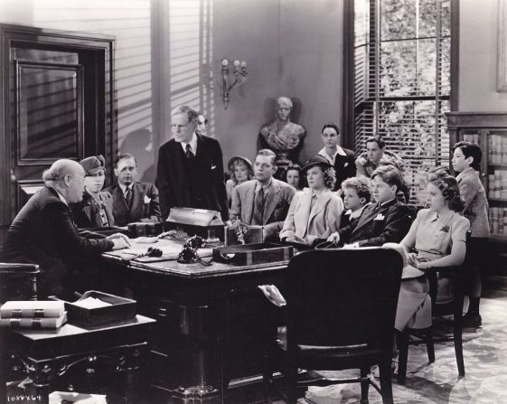 Judge's Office