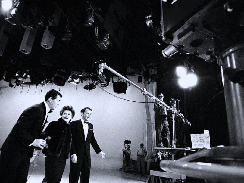 "Judy Garland, Frank Sinatra, and Dean Martin - ""The Judy Garland Show"""