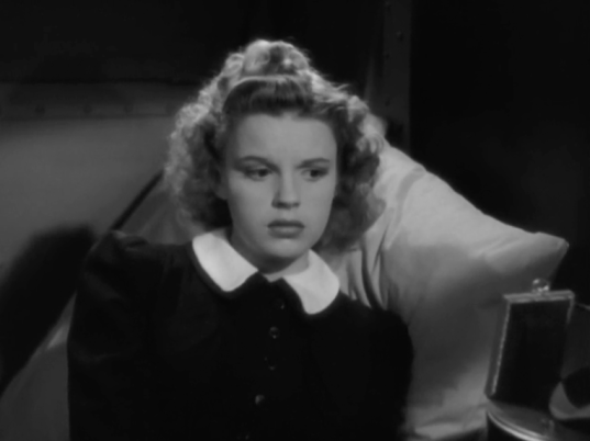 "Judy Garland, ""I Cried For You"" from ""Babes in Arms"""