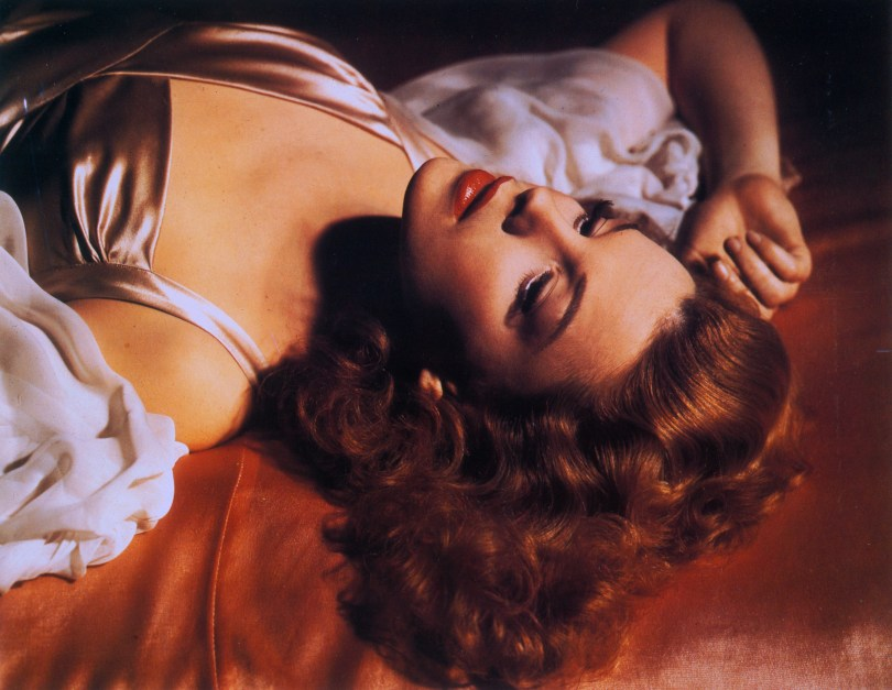 Judy Garland by George Hurrell for Esquire Magazine