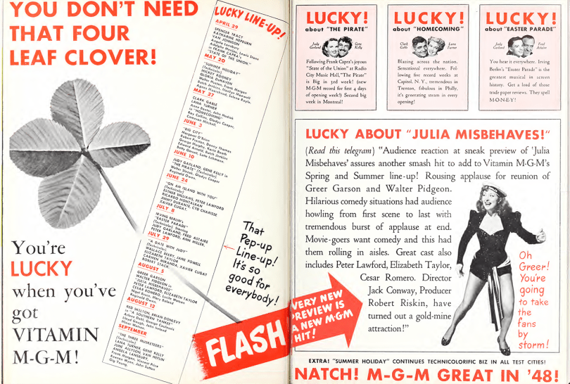 1948-Four-Leave-Clover-Ad-COMBO